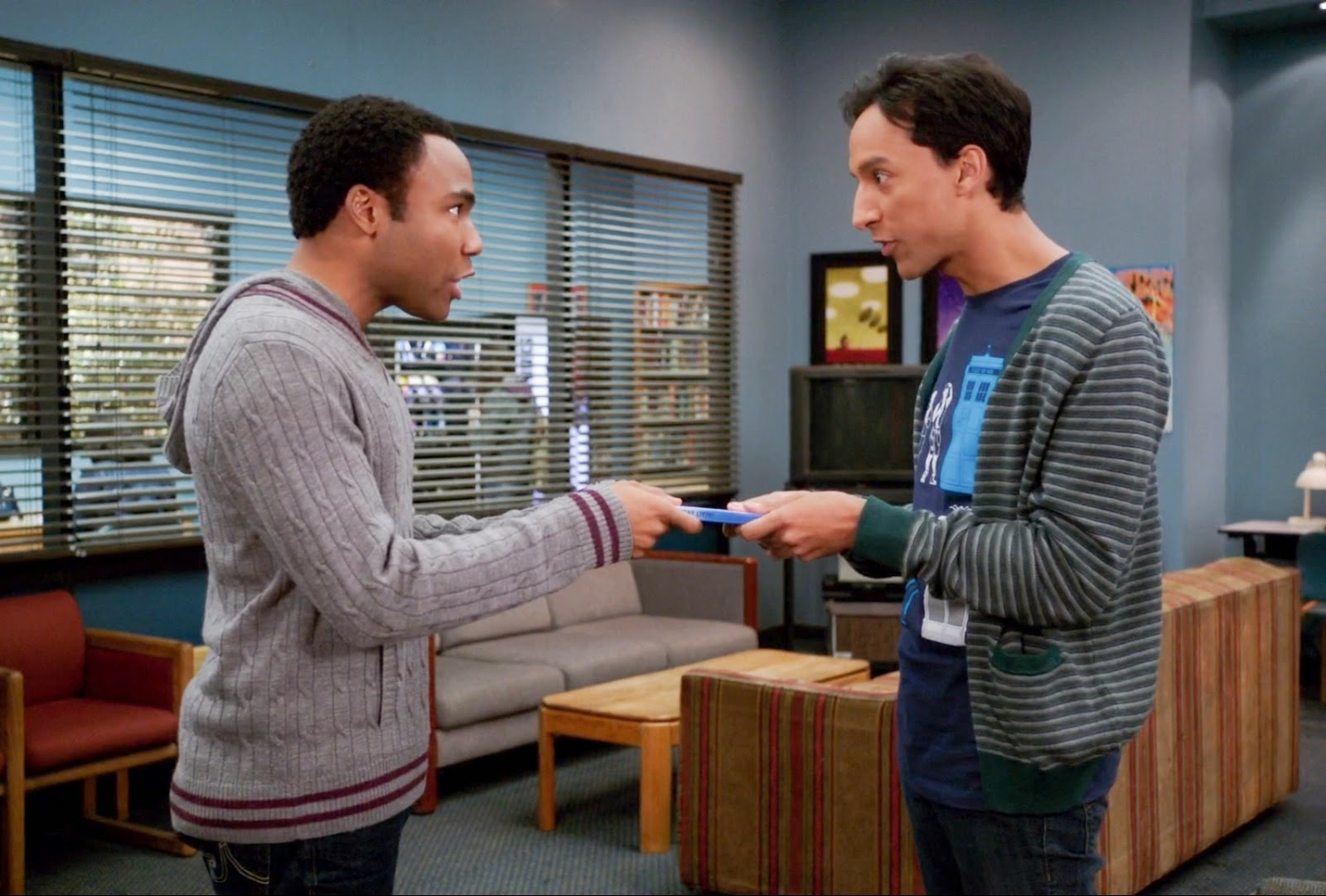 Community Season 4 The Part Time Critic