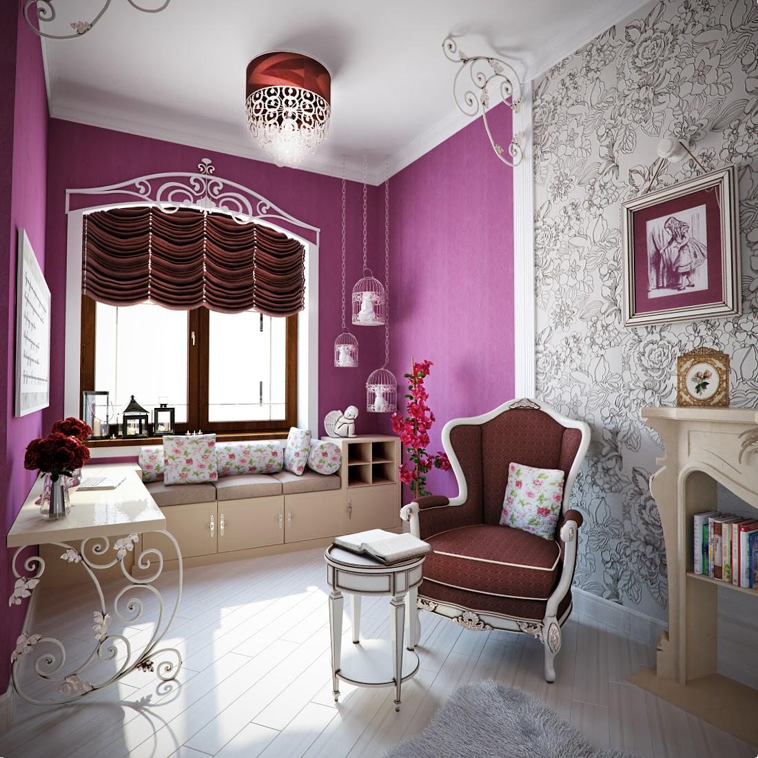 Svetlana Roma Design: Designer - Colour Of The Year 2014 In Interior Design's weekdays. Pantone Color of the ...