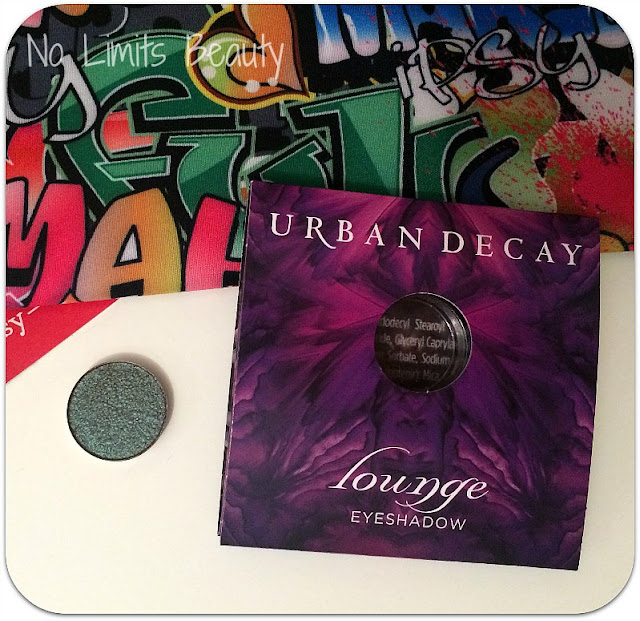 Ipsy Junio 2016 - Urban Decay Lounge Eyeshadow