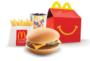 Harga Menu Happy Meal McDonald's Terbaru,