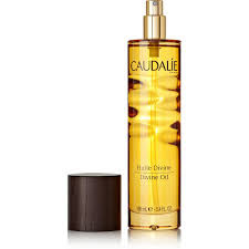 divine oil, caudalie