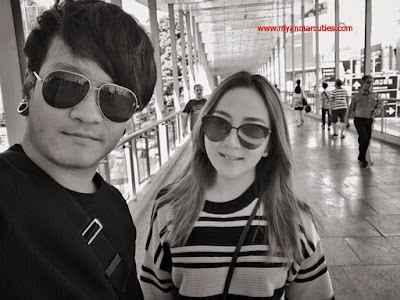 Wyne Su Khine Thein & Aung La 2017