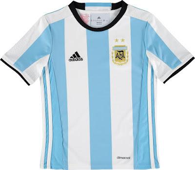 Argentina Home 2016