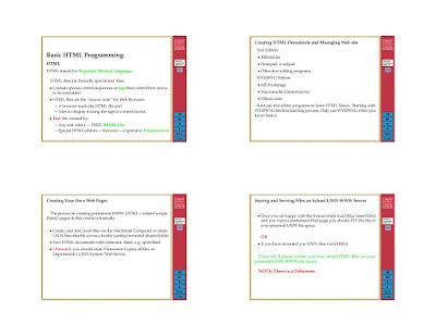 Basic Html Programming in PDF Download eBook