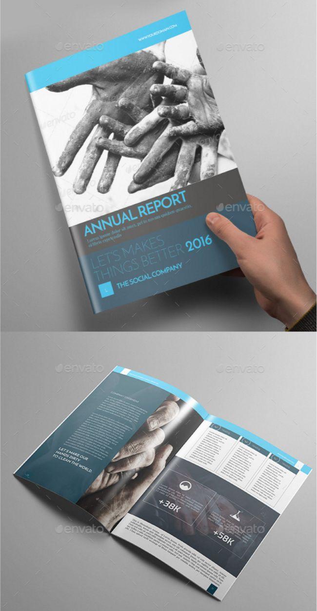 41 professional annual report templates in adobe indesign 1 annual report template