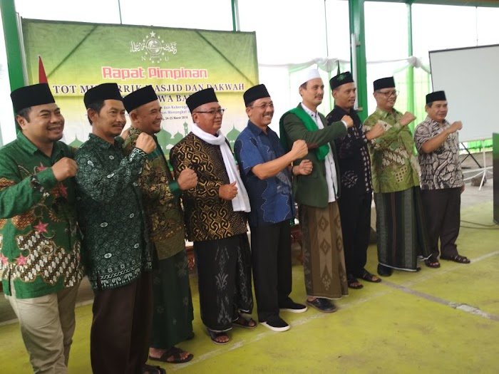 Ulama se-Jawa Barat Deklarasi anti HOAX  di Bandung