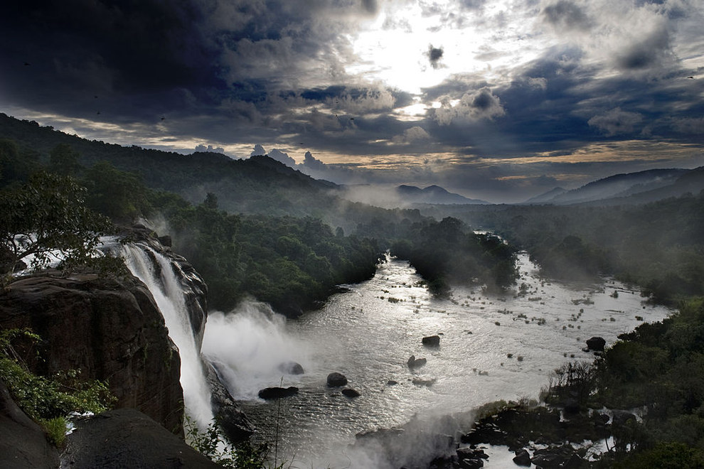 Athirapally Falls Wallpapers 15 Most Surreal Places That Make India Incredibly