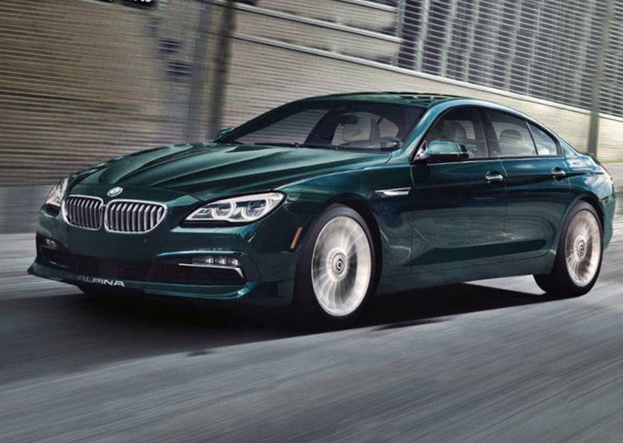 2019 BMW ALPINA B6 Gran Coupe Release Date And Price ...
