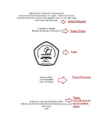 Erza Riani S Journal Tugas 2 Jenis Karya Tulis Ilmiah Semi