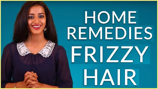 Natural Remedies for Dry Frizzy Hair - Useful Remedies for Dry and Frizzy Hair