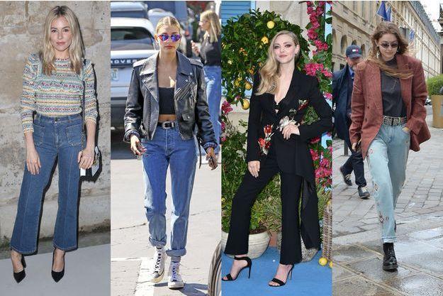 La mode de voyage de Marilyn Monroe à Gigi Hadid