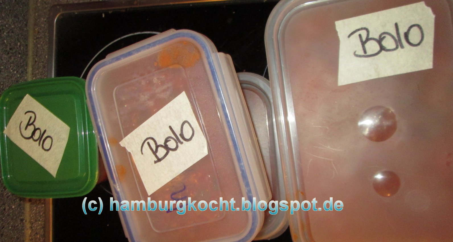 Hamburg kocht!: Küchenhelfer: Malerkrepp