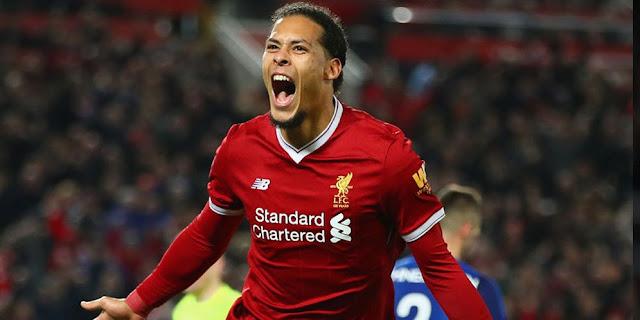 Bergabung Dengan Liverpool, Van Dijk Harus Naikkan Level Permainannya