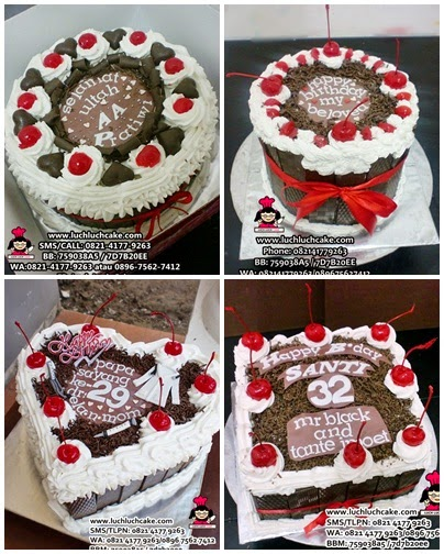 KUE TART HIAS Blackforest
