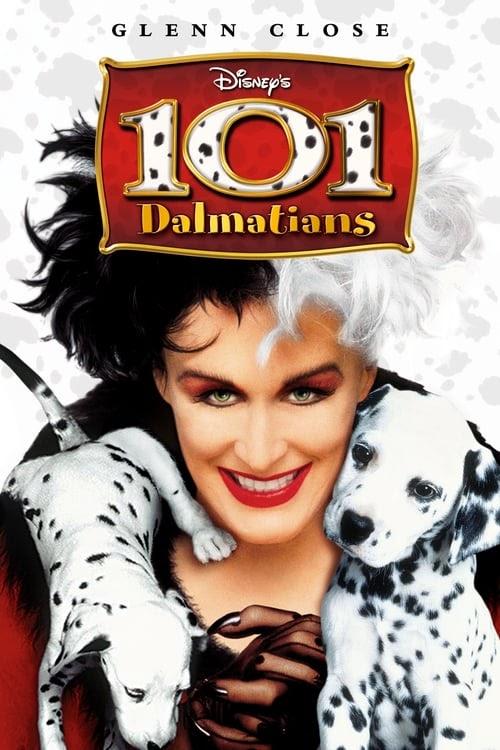 Hd 101 Dalmatas 1996 Assistir Online Legendado Filme Completo