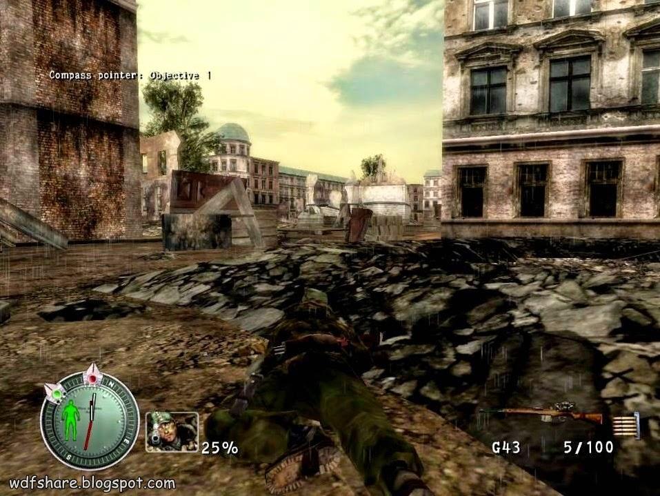 Sniper Elite v1 Full RIP