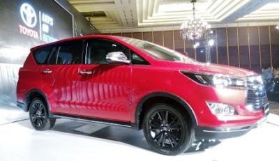 Harga Promo Toyota Innova Venturer 2018