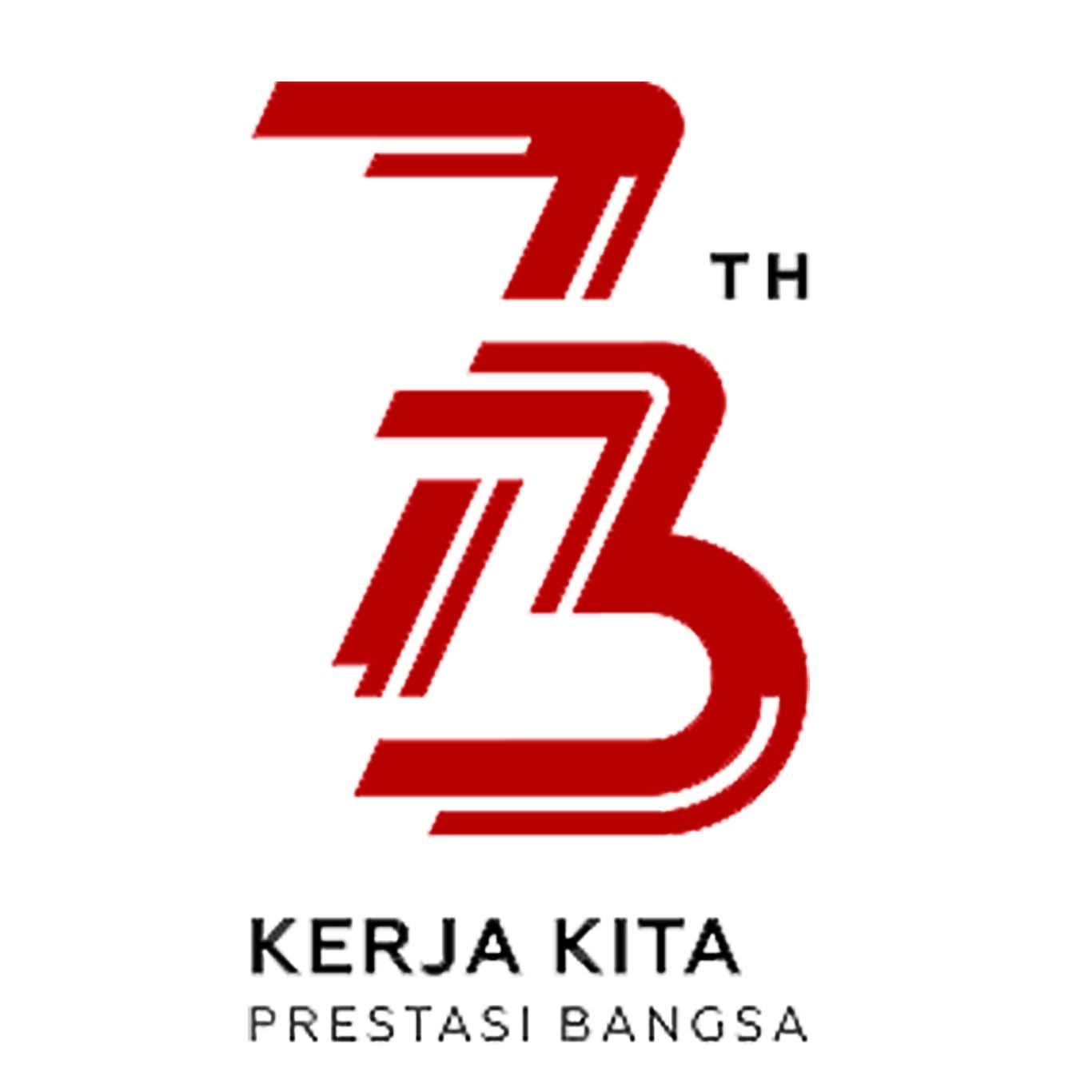 Logo serta Tema Menyambut Hari Kemerdekaan (HUT) RI 2018