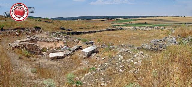Segóbriga - Basílica visigoda