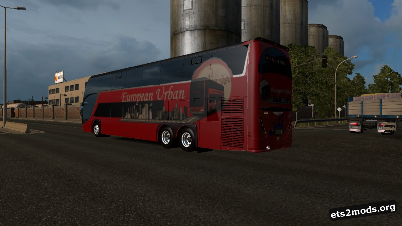 Bus - Big Traffic Pack V 1.5.5