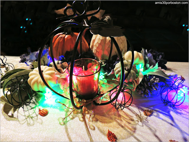 Decoraciones Cena de Acción de Gracias 2017