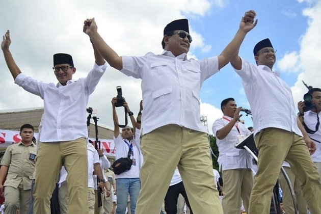 Jokowi Khawatir Prabowo Jadi King Maker