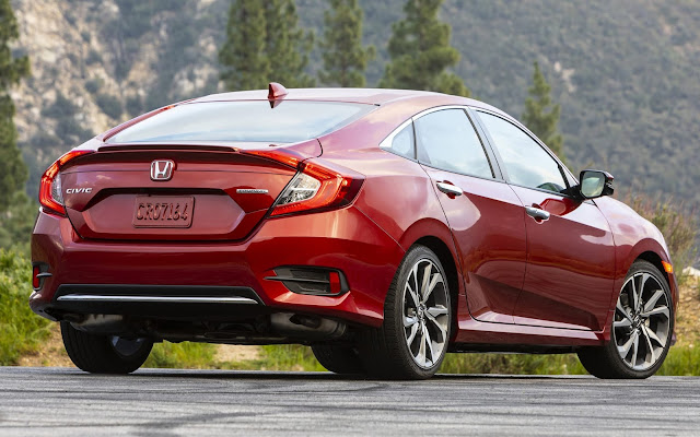 Novo Honda Civic 2019 Touring