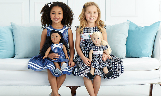 Match Your Doll With Dollie   Me Fashions - AnnMarie John 1684419cb