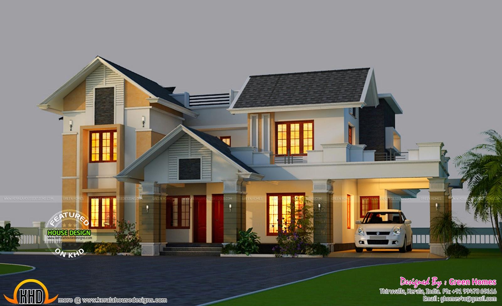 Beautiful New House Plan