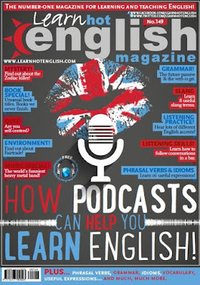 Hot English Magazine - Number 149