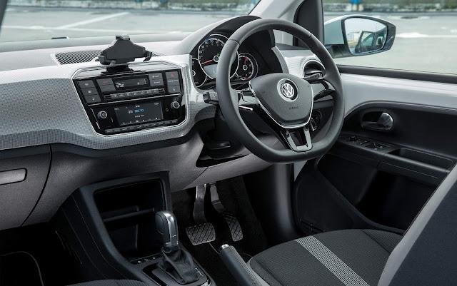 VW Up! será vendido apenas com motor elétrico na Europa
