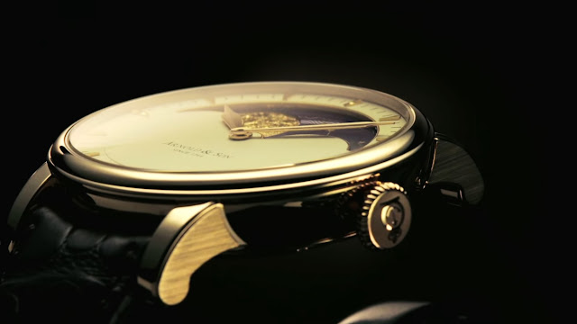 Arnold and Son HM Perpetual Moon