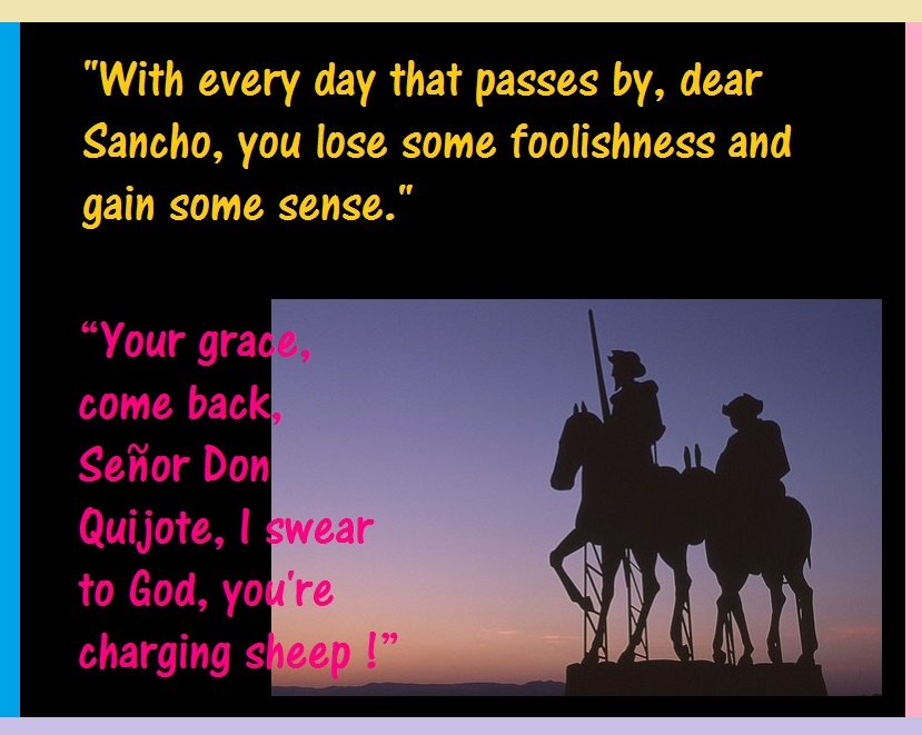 Learn Spanish With Imma Citas De El Quijote Quotes From