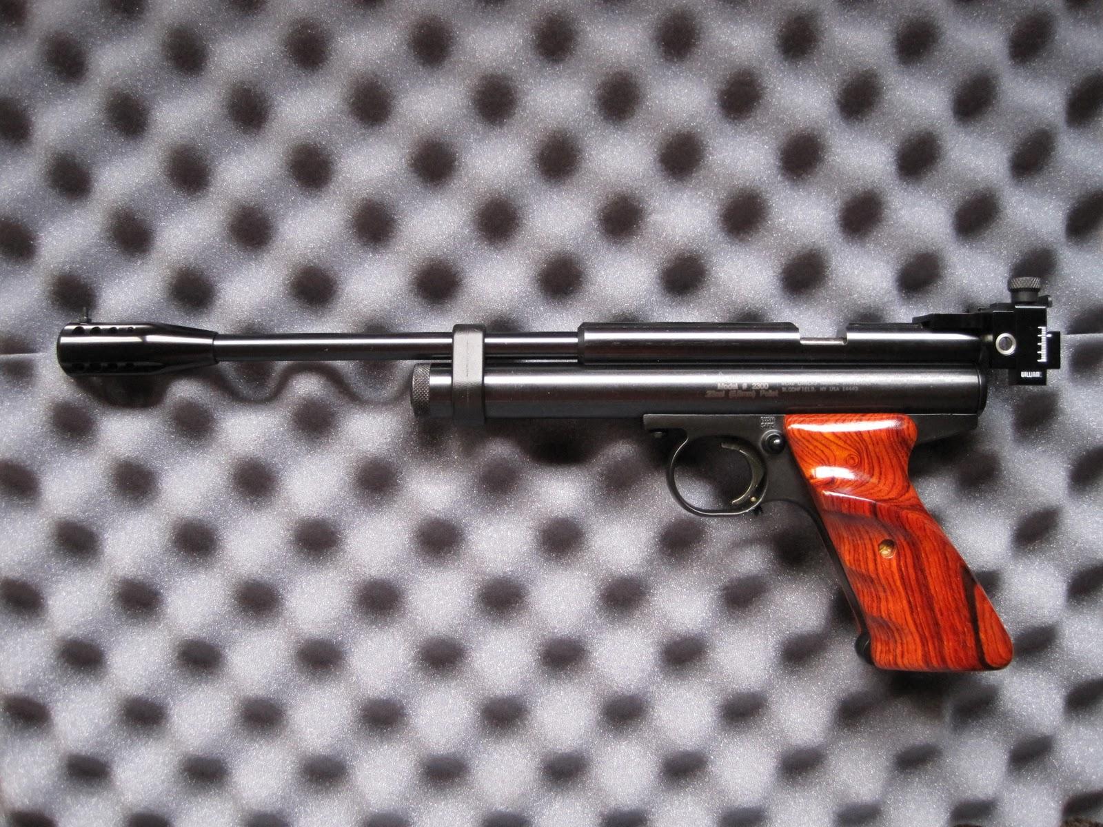 The Airgun Blog @ Airguns4Fun!: Crosman Custom Shop 2300 (2240)