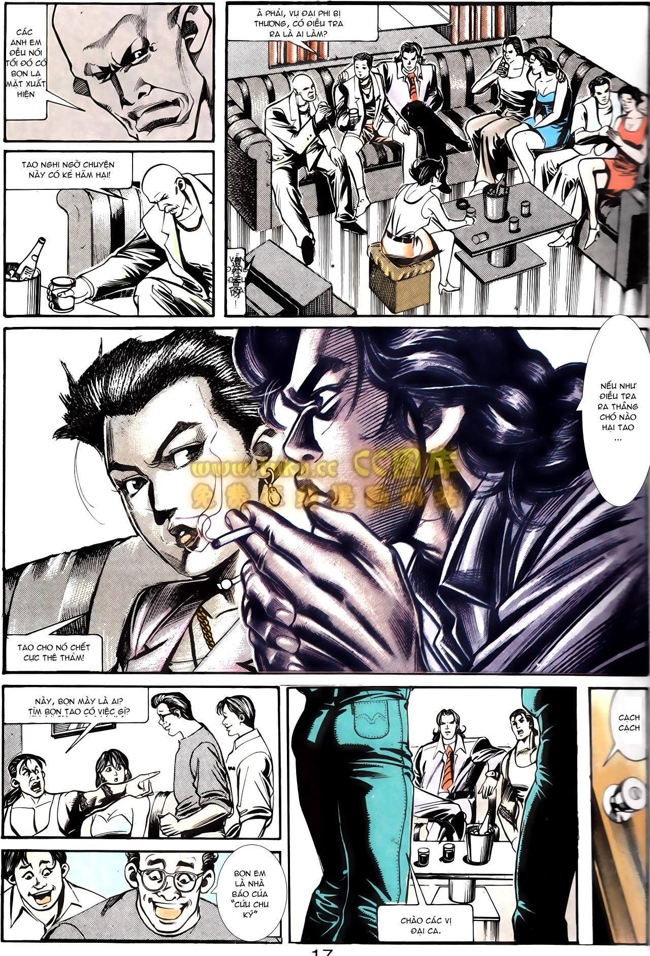 Người Trong Giang Hồ chapter 163: thủ đoạn đòi nợ trang 20