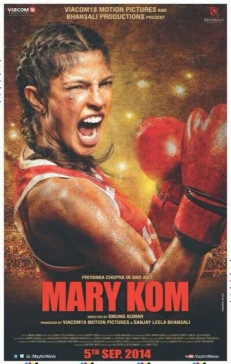 Mary Kom 2014