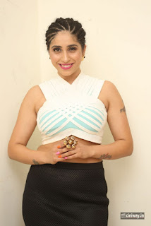 Neha Bhasin Stills at Janatha Garage Audio Launch