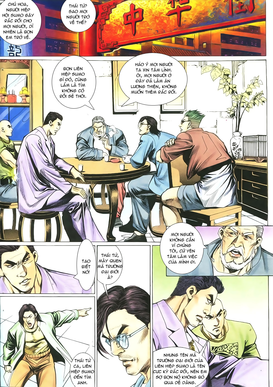 Người Trong Giang Hồ chapter 299 trang 25