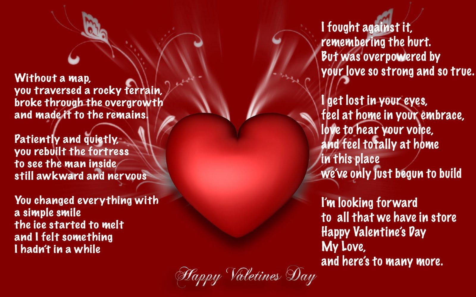 Best Valentine: February 2014