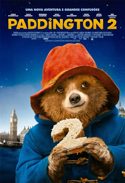 Baixar Paddington 2 (2018) Torrent BluRay 1080p 720p