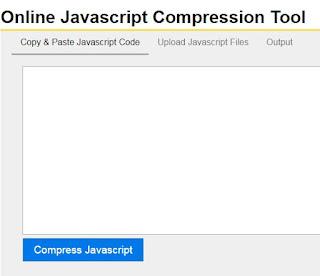 kompres javascript