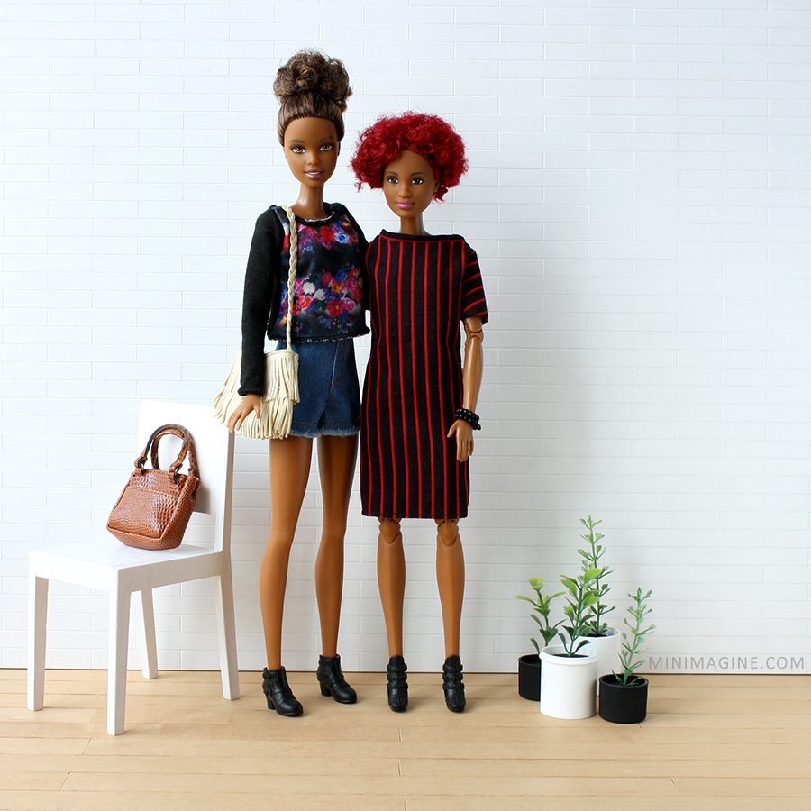 Barbie Made To Move and Fashionistas