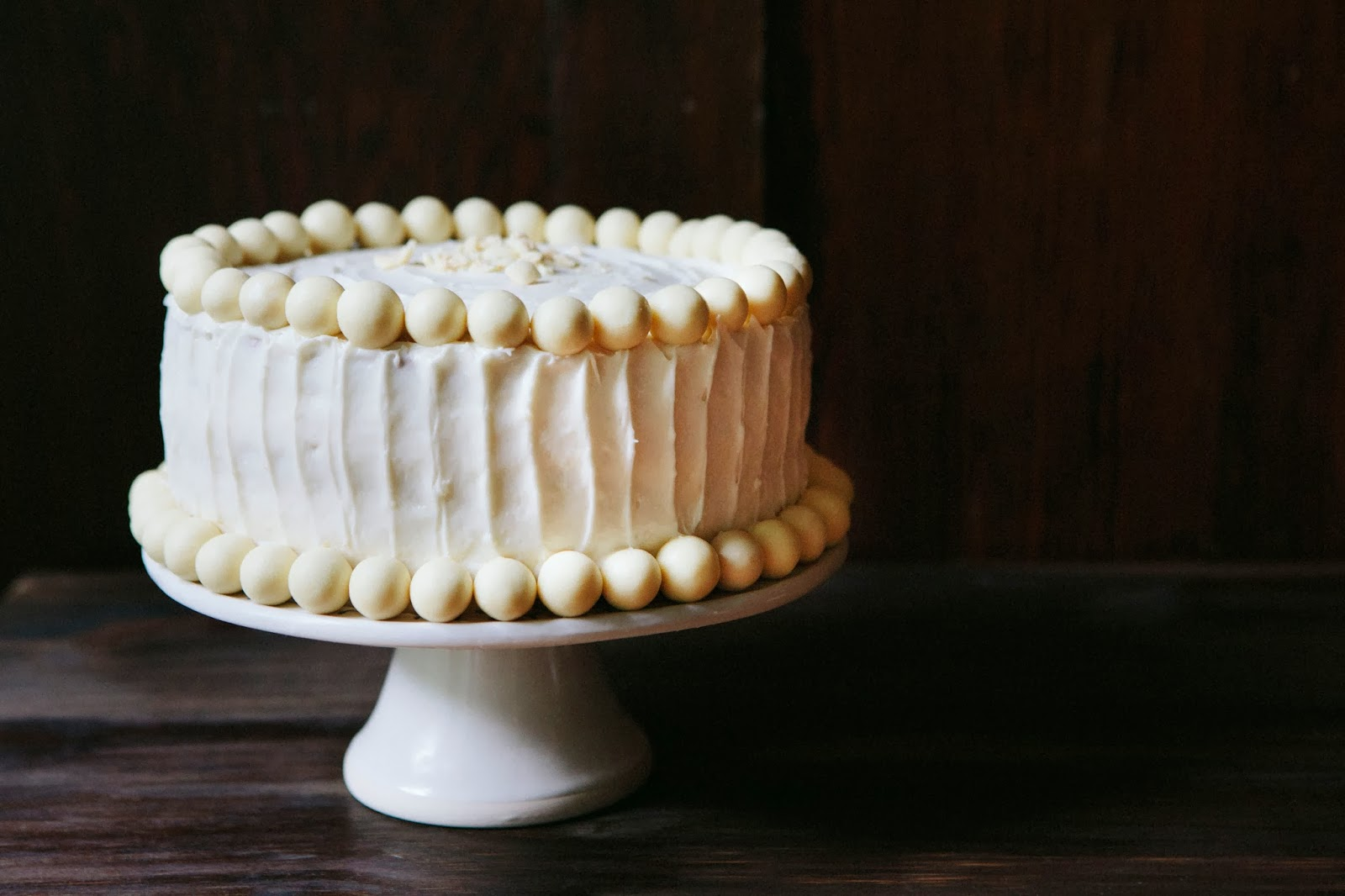 Chocolate Malt Cake Hummingbird