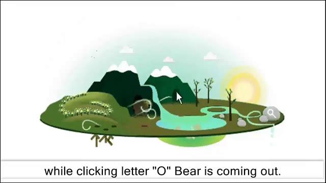 Doodle da Google aparenta ser baseado no modelo da Terra Plana