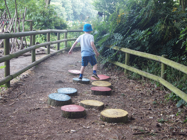 Godstone Farm, Surrey Review - Fairy Woodland Trail