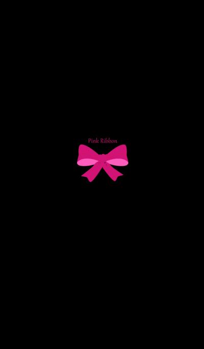 Pink ribbon.