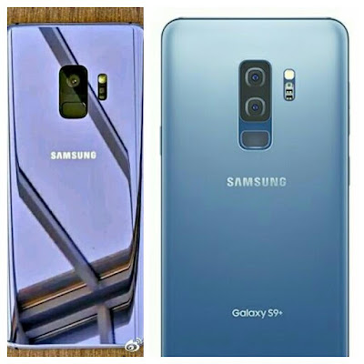(Samsung Galaxy S9 and S9 Plus)
