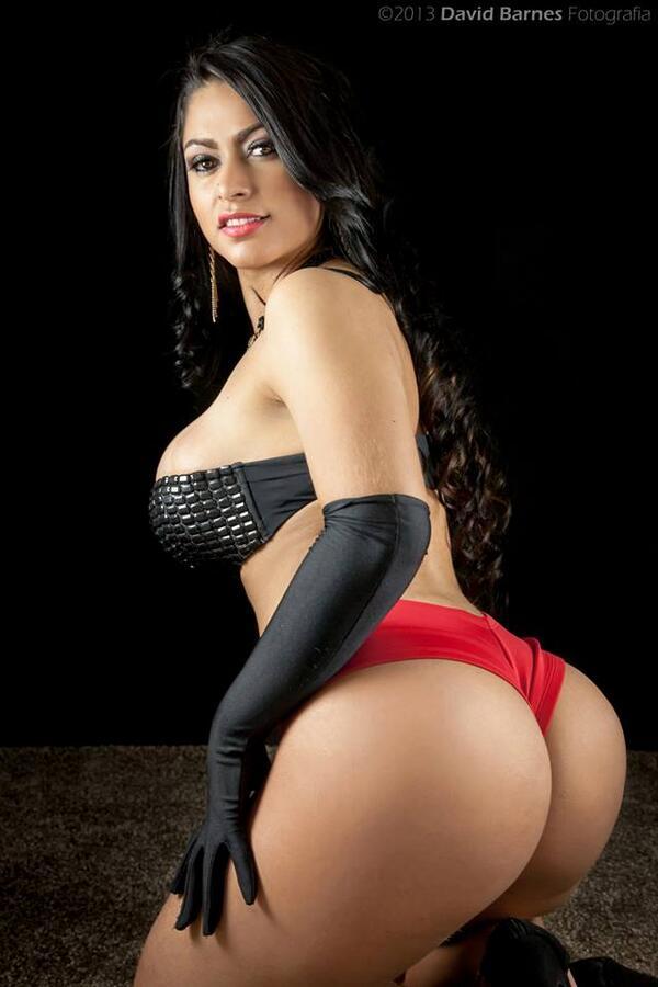 Latina girl luana santos gets fucked - 1 part 9