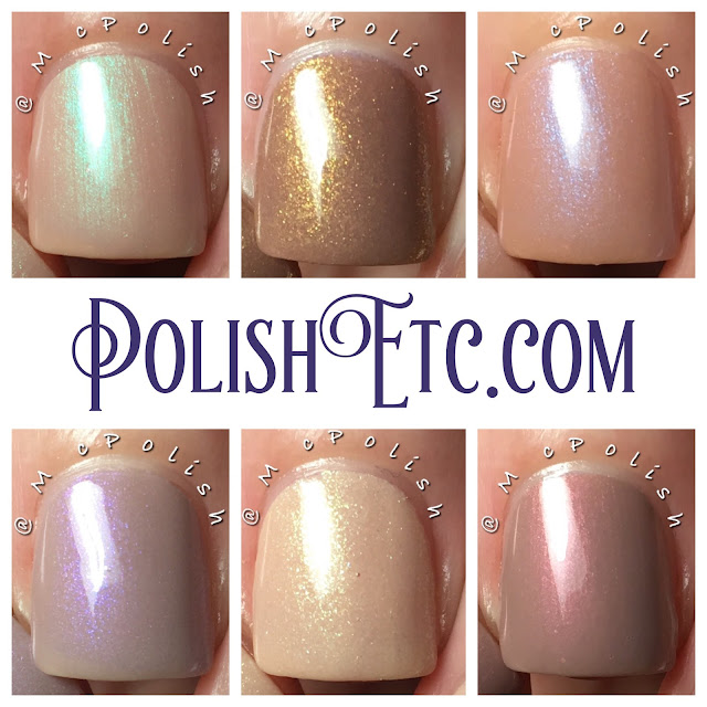 Native War Paints - Nude Attitude Collection - McPolish