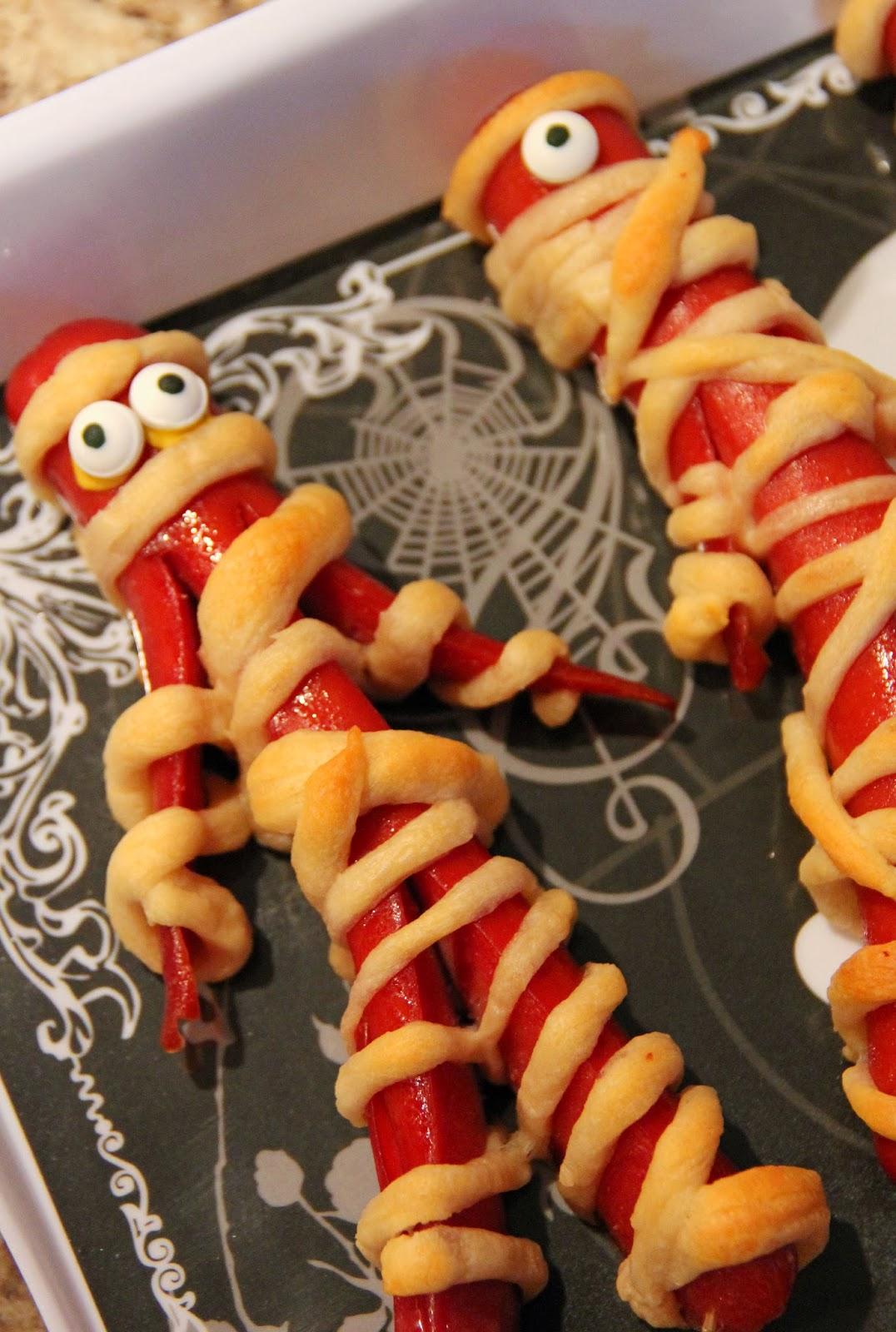 Halloween Dinner Rezepte